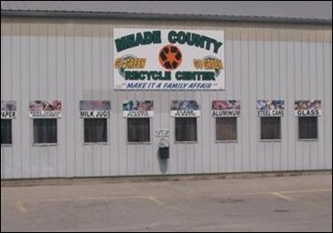 meade county recycle center