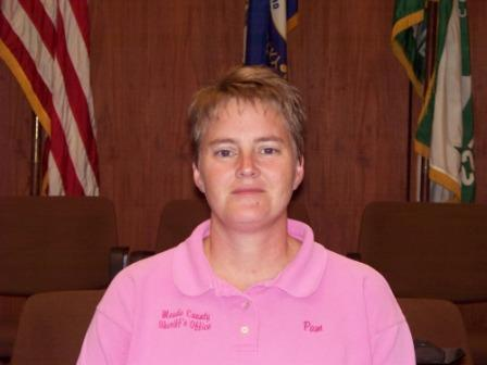Pam Knott-Office Manager